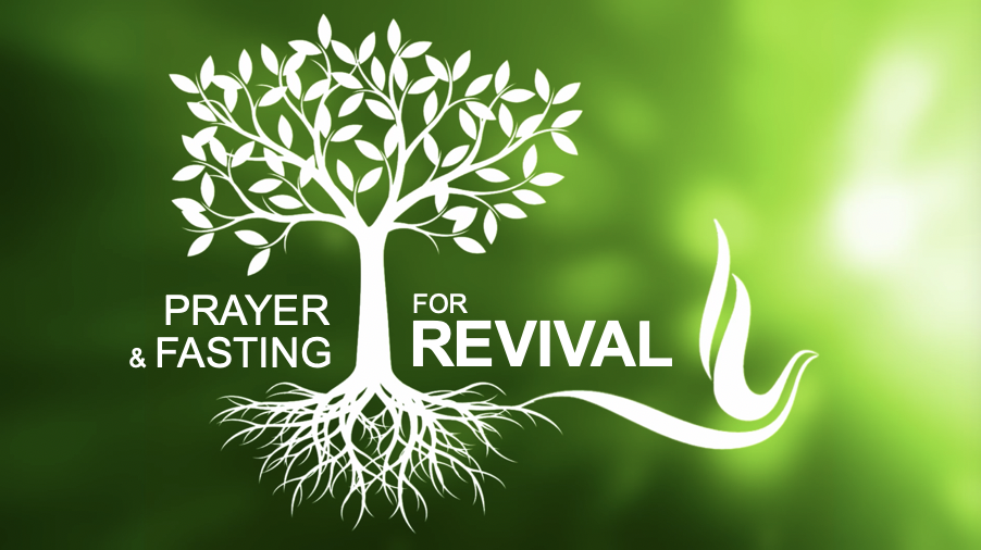 Prayer and Fasting for Revivial (Green)